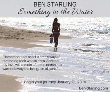 BEN SITW Launch_Ben_beach