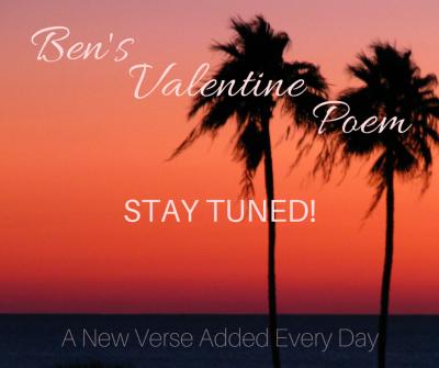 Ben's Valentine Poem