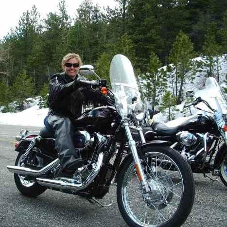 Melanie_Motorcycle