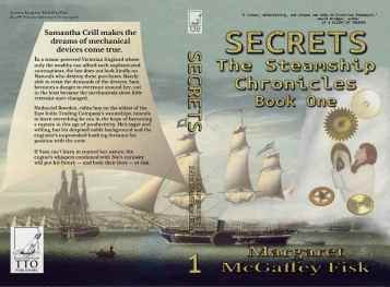 Secrets full print cover