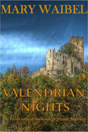 Valendrian Nights Cover
